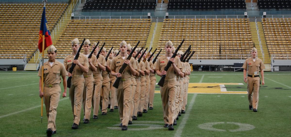 Northwest Navy drill competition 2015
