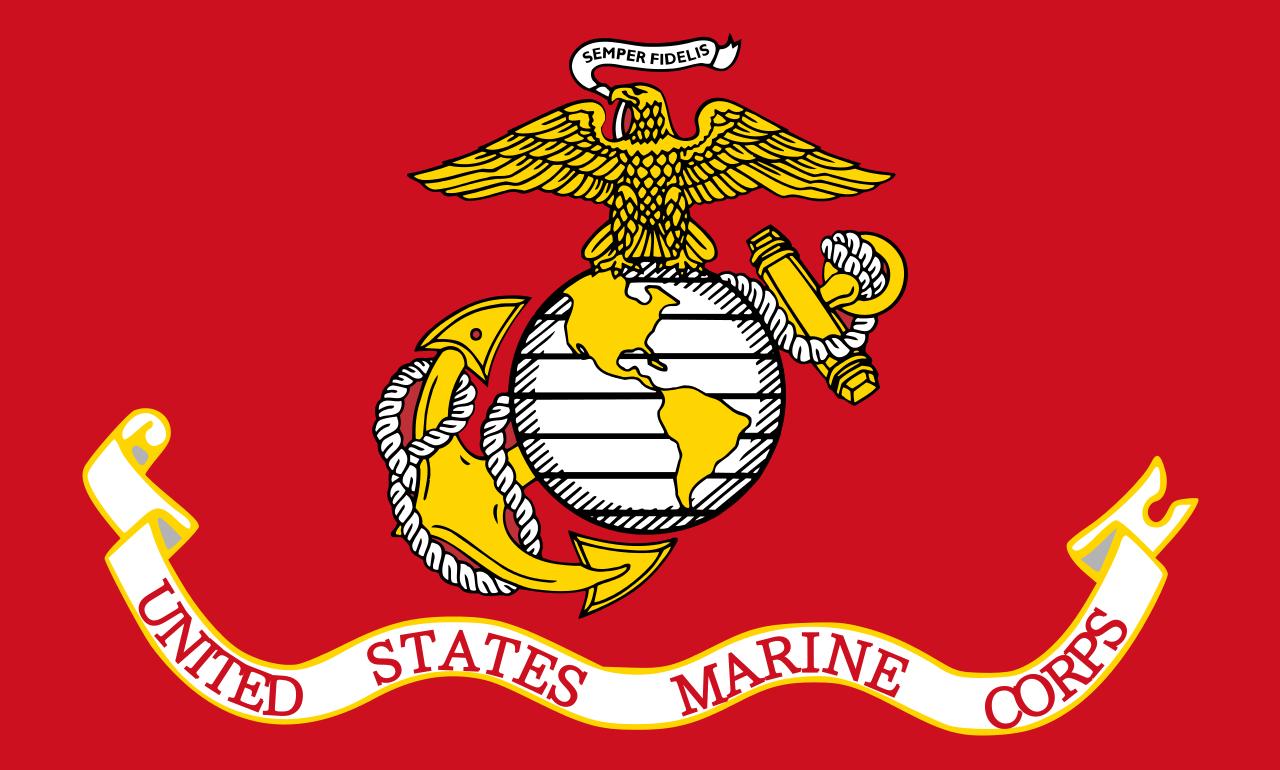 USMC banner